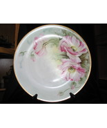 Antique Large Plate Limoges France Hand Painted... - $75.00