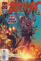 Deathlok Issue #1 Cover Joe Quesada Jae Lee Marvel Tech Comics 1999 - $4.95