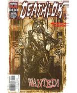 Deathlok Issue #2 Cover Leonardo Manco - Marvel Comics 1999 - $4.99