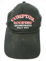 Compton Roofing Since 1952 Adjustable Adult Ball Cap Hat - $12.86