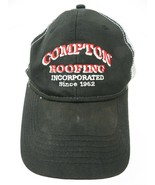 Compton Roofing Since 1952 Adjustable Adult Ball Cap Hat - £10.09 GBP