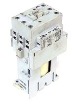 ALLEN BRADLEY 100-C37Z00 CONTACTOR SER C 24VDC COIL 100-SB10 AUX CONTACT SER B