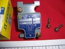 Square D Turret Head 9007 Switch Plug-in Unit without Head - $25.49