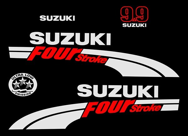 Hp Suzuki Outboard  Stroke