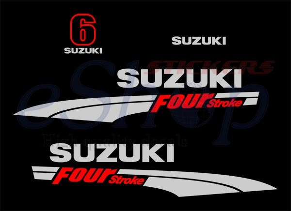suzuki outboard df 6 or 4 hp four stroke and 50 similar items