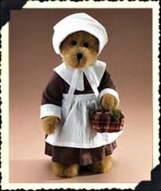 "Boyds Bears ""Sarah Harvestbeary""  12""  Fall Bear-#904434 -New-2005 -Retired - $39.99"