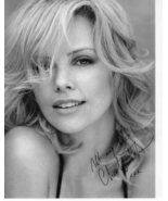 8 x 10 Autographed Photo of Charlize Theron RP - $1.99
