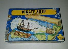 Pirate Ship - Ship In A Bottle Model 1-3305 - New in Box  - $10.99
