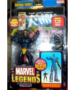 Marvel Legends Sentinel Series Action Figure Cyclops  (2005) - $27.95