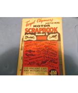 Clymer's 1944 Historical Motor Scrapbook Number 2 - $15.00