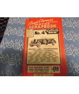 Clymer's 1947 Historical Motor Scrapbook Number 4 - $20.00