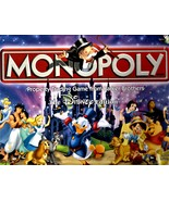 Monopoly - Property Trading Game From Parker Brothers - The Disney Editi... - $12.50