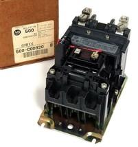 NIB ALLEN BRADLEY 500-COD920V SIZE 2 SER. B AC CONTACTOR W/ CC236 COIL 500C0D920