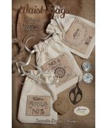 Waist Bags cross stitch chart Jeanette Douglas... - $19.80