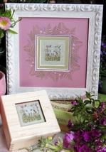 Spring Box Kit cross stitch Shepherd's Bush - $12.00
