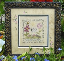 Garden Sheep Kit cross stitch kit Shepherd's Bush - $20.00