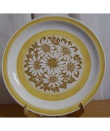 Jamestown China Yellow White Floral Design Dinn... - $8.95