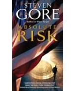Absolute Risk by Steven Gore 2010 Paperback Book Novel Suspense - $2.99