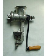 GREAT CONDITION VINTAGE #10 FOOD MEAT GRINDER KEYSTONE BOYERTOWN PENNSYL... - $16.99