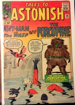 Tales to Astonish $ 48 VG Very Good Ant Man Marvel Comics - $99.99
