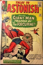 Tales to Astonish # 53 Good Ant Man Marvel Comics - $50.00