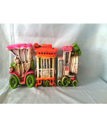 Vintage Nevco Train Trolley & Old Car Piggy Ban... - $9.99