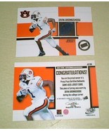 Devin Aromashodu Game Used Jersey 2 cards Chicago Bears NFL - $4.99