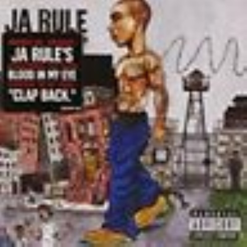 Blood in My Eye by Ja Rule Cd