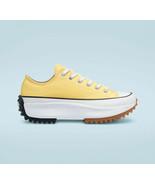 NIB*Womens*Converse Run Star Hike Low Platform*Citron Pulse*6-10*Sneaker - $170.00