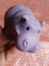 Fisher Price Little People Purple Hippo Replacement • Pre-owned • from 2011 - $10.27