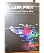 NEW Laser Pegs 6-in-1 Helicopter Building Set - $29.95