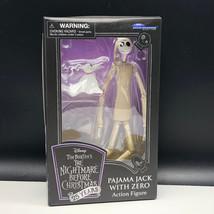 Nightmare Before Christmas Diamond select toy action figure Pajama Jack ... - $37.62