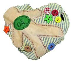 QuakerMaid VooDoo Pincushion Heart - $10.00