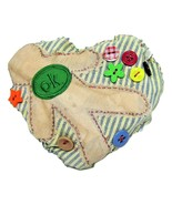 QuakerMaid VooDoo Pincushion Heart - £7.19 GBP