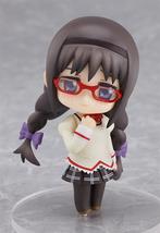 Nendoroid Petit: Puella Magi Madoka Magical Homura School Uniform Action Figure  - $27.99