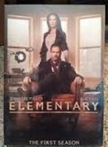 Elementary-the first season - bonus DVD disc-starring Jonny Lee Miller, ... - $8.32
