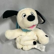 Disney Store 101 Dalmatians Puppy Plush Stuffed Animal Musical Baby Pull... - $34.64