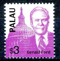 Palau Gerald R Ford & Capitol Scarce MNH High Denomination Stamp Scott's... - $4.89