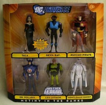 DC Universe Justice League Unlimited Mutiny in Ranks - $39.95