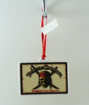 Disney Pirates of the Caribbean Yo Ho Ho Ho Orn... - $24.95