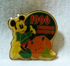 1996 Disneyana Convention Disneyana Discoveries Mickey Mouse Pin - $15.95