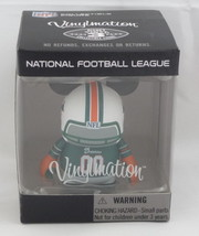 "Disney Vinylmation NFL Football Miami Dolphins 3"" Figure - $24.95"