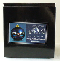 Disney Cruise Line Dual Ship Magic & Wonder Ornament - $49.95