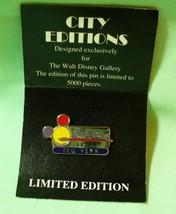 Walt Disney Gallery City Editions New York LE Pin - $16.95