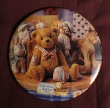 Cherished Teddies Celebrating 5 Cherished Years Button - $6.99