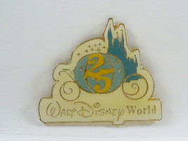 WDW Disney Cinderella's Coach Castle 25th Anniversary Pin - $13.95