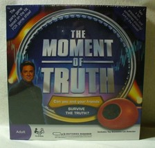The Moment of Truth Party Game - $24.95