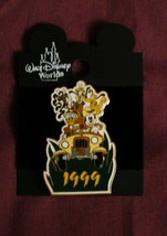 Disney 1999 Disneyana Convention Safari Mickey Mouse Goofy Pluto Pin - $16.95