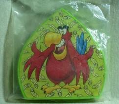 Disney Burger King Aladdin Iago Hidden Treasures Toy *NIB* - $7.99
