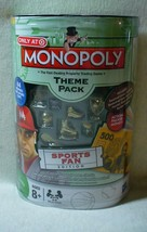 Monopoly Theme Pack Sports Fan Edition - $15.95